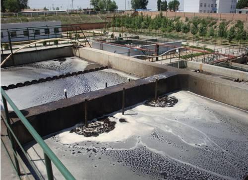 焦化厂废水处理的流程